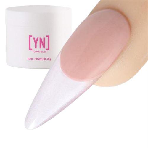 Young Nails Polvo Acrílico Rosado Francesa 45g