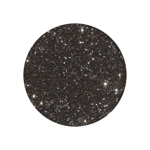 Young Nails Polvo Glitter 7g Jet Black