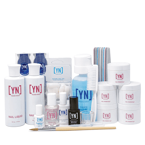 Kit Young Nails PRO Kit Uñas acrílicas CORE