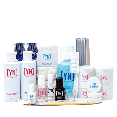 Young Nails PRO Kit Uñas acrílicas ULTIMATE